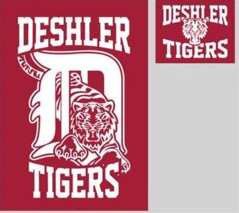 deshler high school highlights house flags car flags fundraiser
