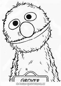 Sesame Street Coloring Pages - AZ Coloring Pages