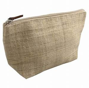 Hemp Cosmetic Bags Design For Your Spa & Cosmetic