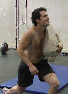 Inside Henry Cavill's 'Man of Steel' Workout - Zimbio