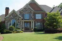 front of the house Front Yard Landscaping for Alluring Yard in Huge Home - Amaza Design