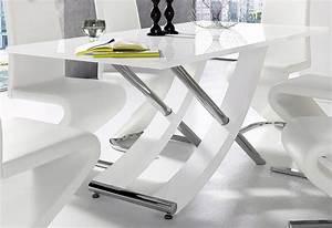 Tischplatte Weiß Hochglanz : esstisch online kaufen otto ~ Frokenaadalensverden.com Haus und Dekorationen