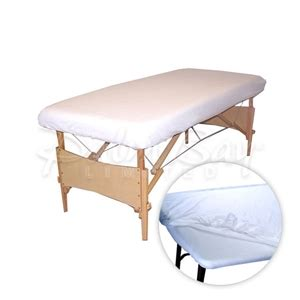 disposable fitted massage table sheets disposable fitted sheets for spa massage table