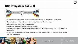 Bose Acoustimass 5 Wiring Diagram