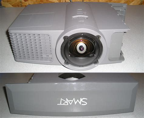 smart sbp 10x uf55 dlp projection display projector tested