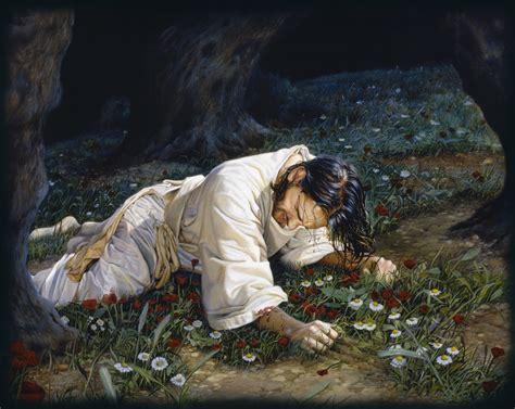 jesus in the garden of gethsemane we saw him part 17 kenneth cope