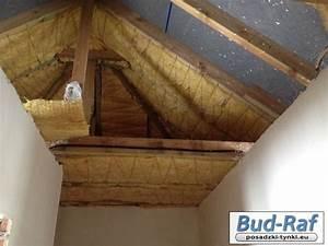 Ocieplanie stropu drewnianego wełną mineralną