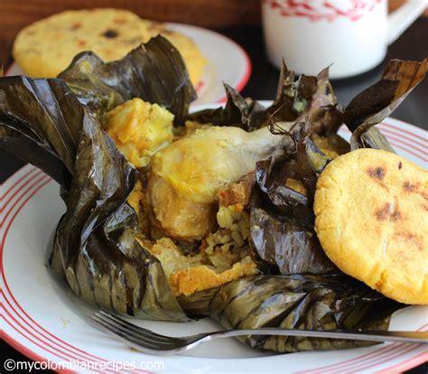 tamales tolimenses tolima region tamales  colombian