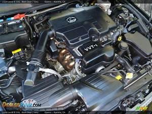 2004 Lexus Is 300 3 0 Liter Dohc 24 Valve Vvt