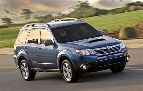 2010 Subaru Forester News And Information