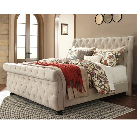 Bernie And Phyls Bedroom Sets by Wilenburg Upholstered Bed Bernie Phyl S Furniture By