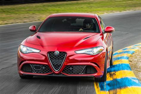 Alfa Romeo Car : 2017 Alfa Romeo Giulia First Drive Review