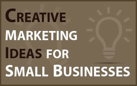 Marketing Ideas - 1000 creative marketing ideas on marketing