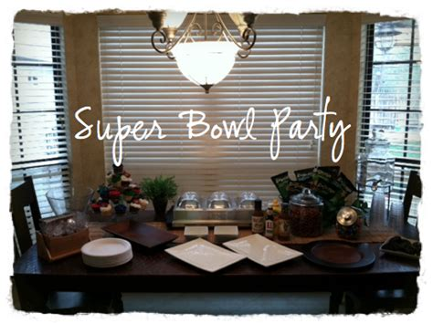 Super Bowl Table Decorations And Easy Super Bowl Recipe Luxury Front Doors For Homes Designer Sydney Upvc French Door Security Price Of Double Glazed Buy Composite Samsung 23 Cu Ft Refrigerator Entrance Sale Lg Counter Depth