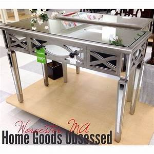 Mirrored Furniture Home Goods