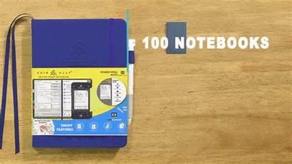 Notebook Erasable Dexter Reusable Pen Friendly Eco