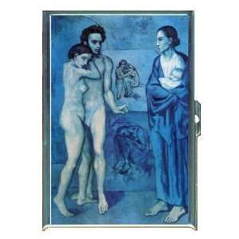 pablo picasso blue period information on popscreen
