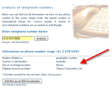 Find Phone Numbers