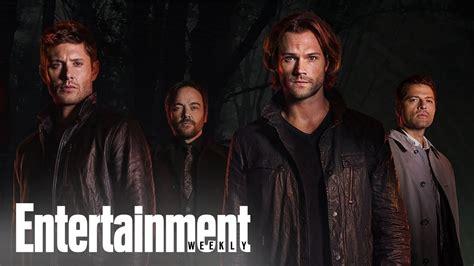 supernatural jensen ackles jared padalecki talk episode