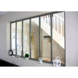 verriere atelier aluminium gris vitrage non fourni h1 With couleur peinture pour couloir 4 verriare atelier dartiste quelle couleur peinture et