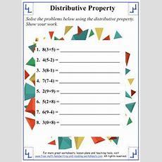 25+ Best Ideas About Distributive Property On Pinterest  What Is Associative Property, Zero