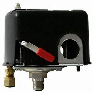 37005907 Ingersoll Rand Air Compressor Pressure Switch 105    135psi