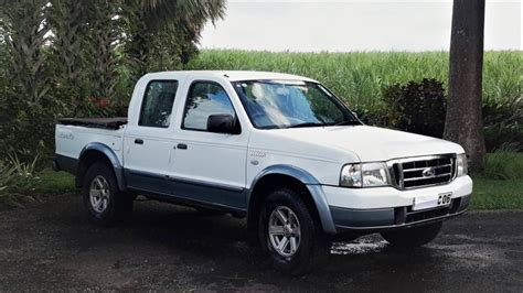 ford ranger a vendre en tunisie a vendre ford ranger diesel 4x4 233 e 2006 achat et vente de voitures 224 l ile maurice
