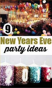 New Years Eve Party Ideas - Paige's Party Ideas