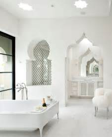 moroccan bathrooms with a modern flair ideas inspirations - Moroccan Bathroom Ideas