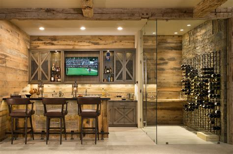 Rustic Home Bar by 16 Rustic Home Bar Designs That Will Customize