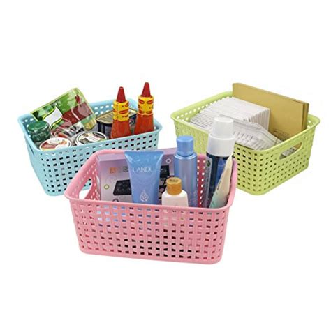 colored laundry baskets nicesh plastic colored storage baskets vegetable fruit
