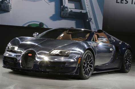 Only 8 Bugatti Veyron Supercars Left
