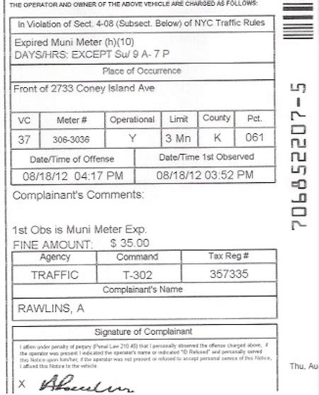 nyc light ticket speeding ticket in nj points on ny license plate chartdagor
