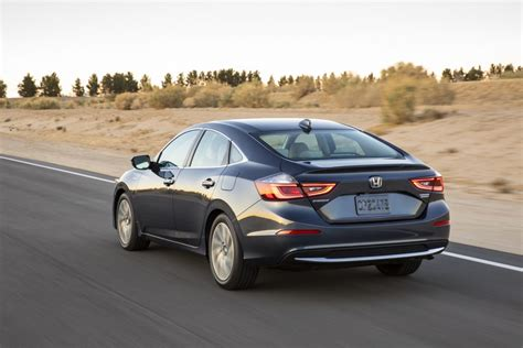 How Much Has The 2019 Honda Insight Improved? Here Are The