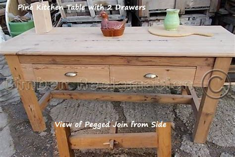 Reclaimed Solid Wood Furniture And