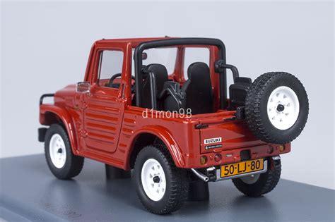 Suzuki Jeep 1980 by Suzuki Lj80 4x4 Open Canopy 1980 Neo44005 1 43 Neo Scale