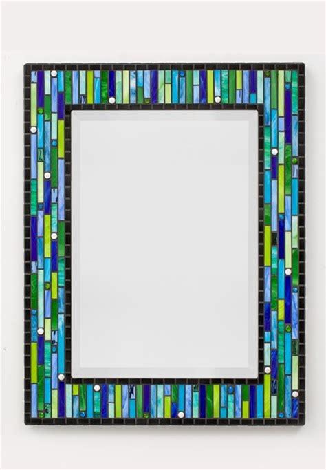 mosaic mirrors contemporary bathroom mirrors