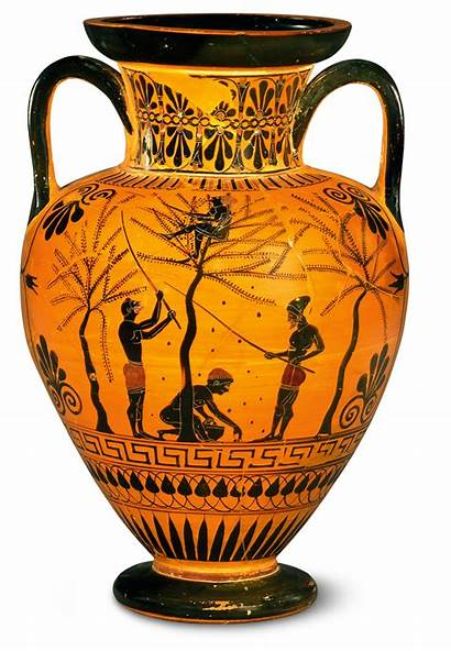Greek Ancient Greece Vase History Greeks Ceramics