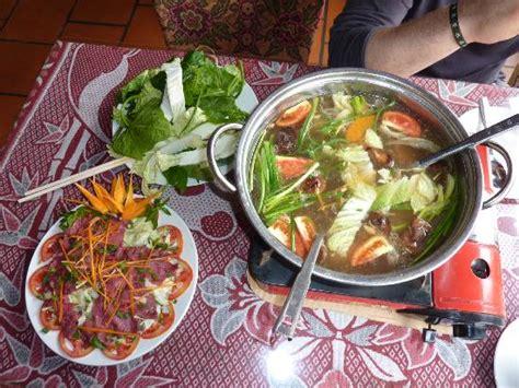 la fondue vietnamienne un régal