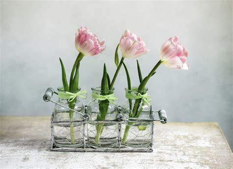 Deko Ideen Blumen moderne deko vase ideen top