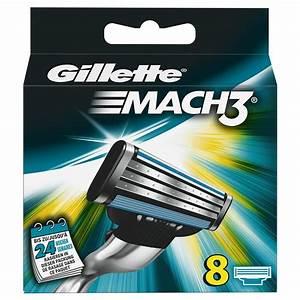 Top 10 Gillette Mach 5 Klingen