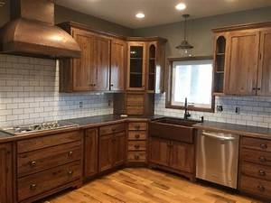 Apron Sinks Oak Cabinets