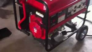 King Craft 6000 W Aldi Generator