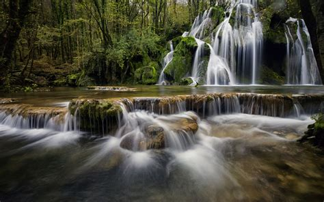 waterfall europe  iu desktop wallpapers