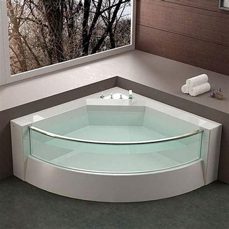 small bathtub designs modern corner shower bathtub
