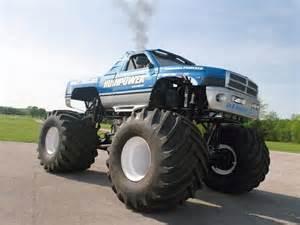Cummin Dodge Ram Monster Truck
