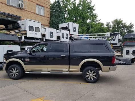 2012 Ram 2500, ARE MX, Alurack   Suburban Toppers