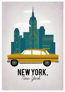 New York Poster : 25 best ideas about new york poster on pinterest new york illustration new york skyline and ~ Orissabook.com Haus und Dekorationen