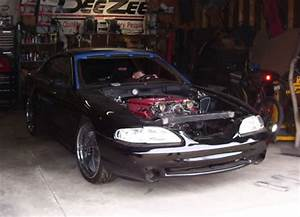 """Twin-Turbo Viper Powered SN-95 """"Sniper"""" Mustang Build"""