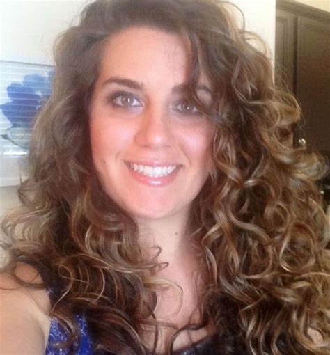 how to style 2c hair how i avoid the quot gelled quot look on my wavy curly 7321